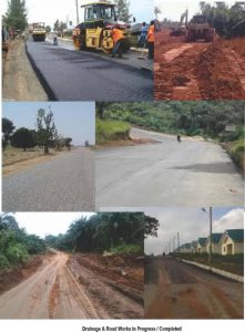 Drainage and Road Works